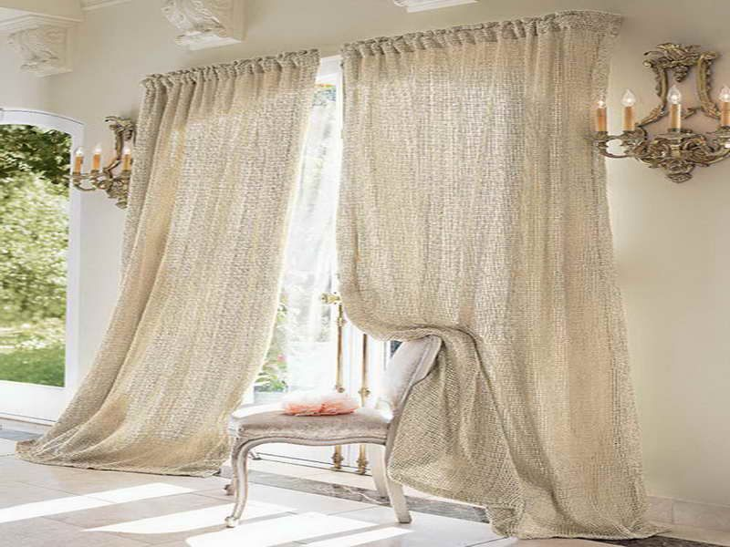Muslin Curtains Ideas With Regard To Minimal House Is Not Just Utilized Like A Include Windowpane