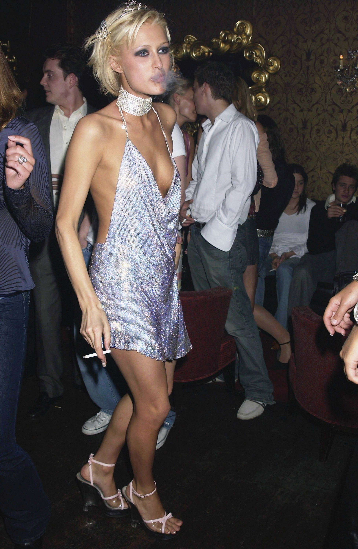 How Old Paris Hilton
