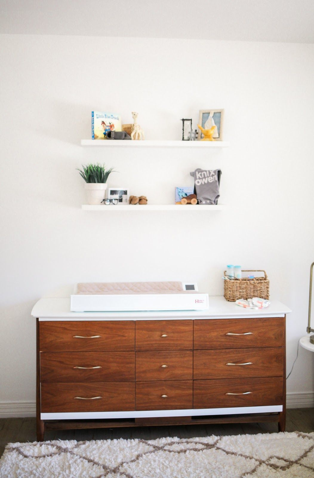 A lifestyle blog.   Modern changing tables, Mid century ...