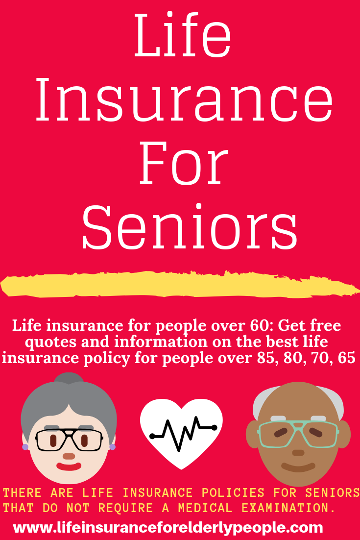 Life Insurance For Seniors Termlifeinsurance Premiums Are More