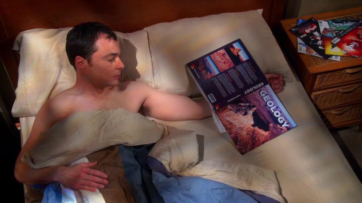 Sheldon y la geología