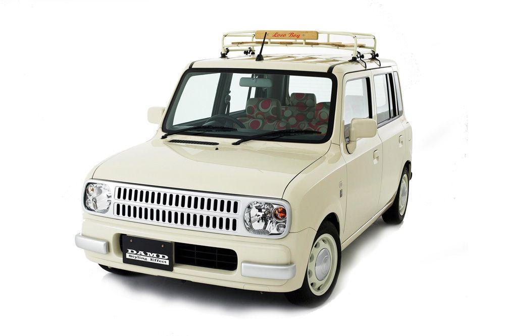Lapin Loco Boy 前期 Suzuki Damd Inc ラパン カスタム かわいい車 おしゃれな車