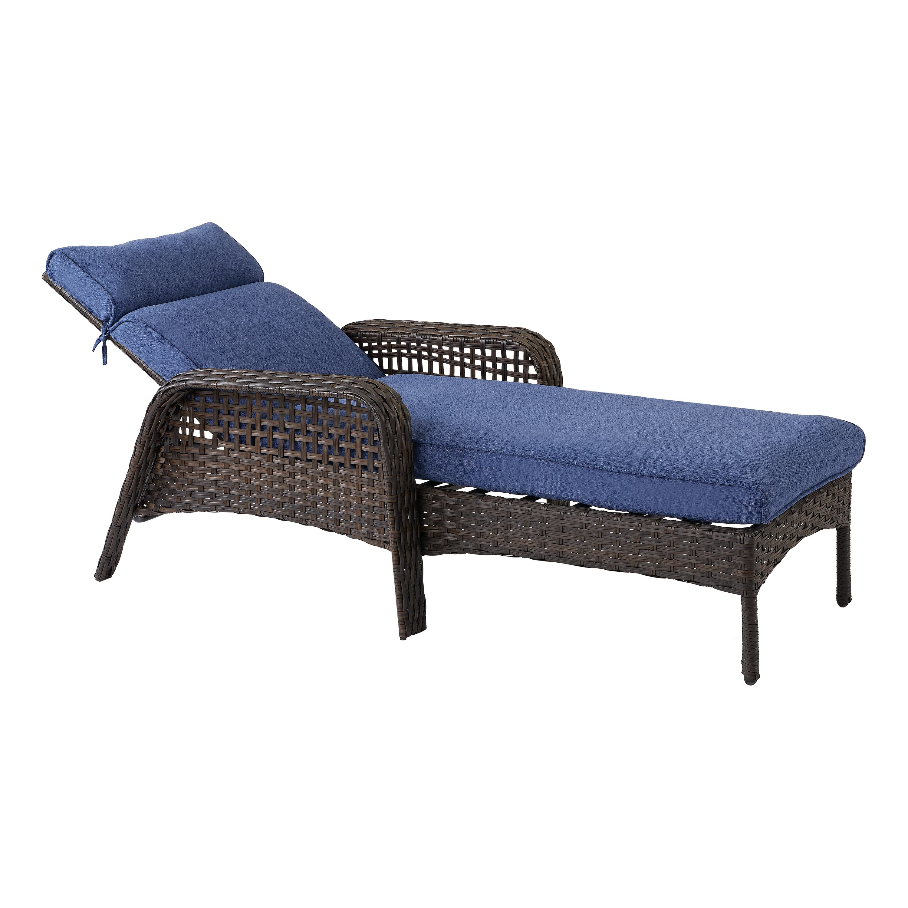 Better Homes & Gardens Ravenbrooke Patio Chaise Lounge