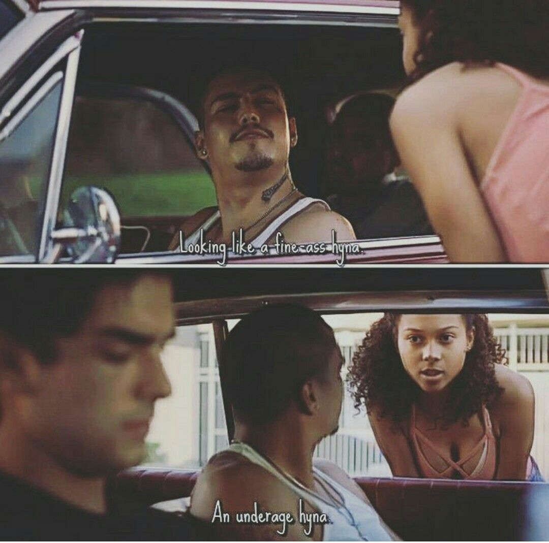 Pin by Athena Grace on on my block in 2019