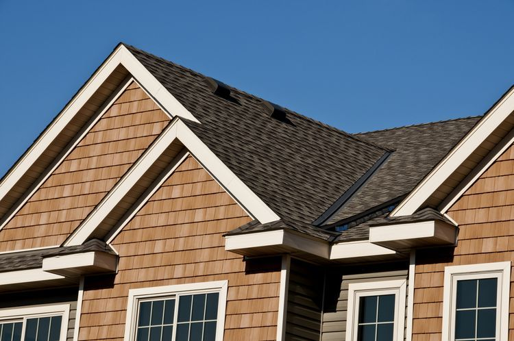 Create Natural Ventilation In Your Attic By Installing A Ridge Vent Residential Metal Roofing Natural Ventilation Roofing