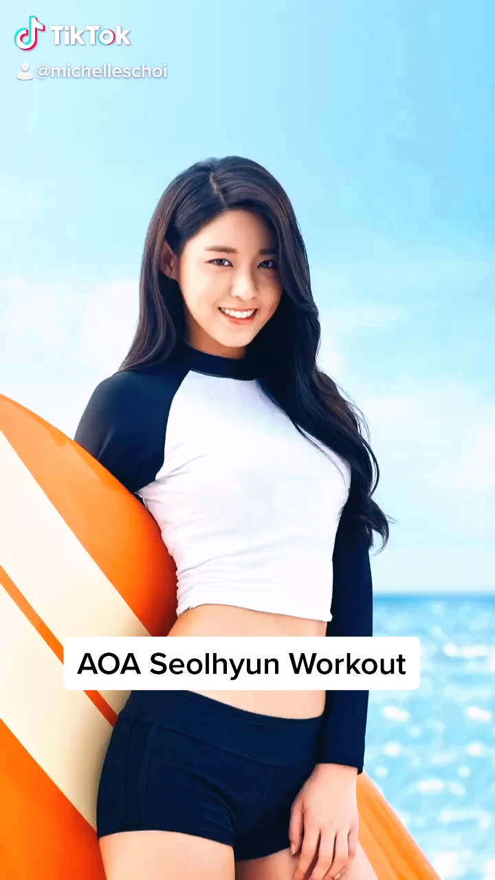 AOA SEOLHYUN'S Workout!