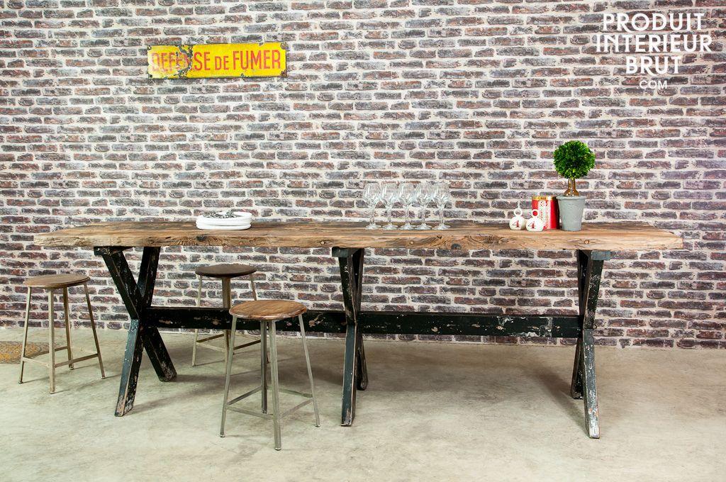 table haute mange debout