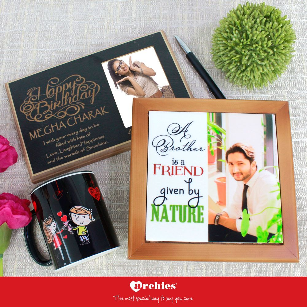 Pin By Archies Online On Archies Personalized Online Gifts Special Gifts Personalized Gifts