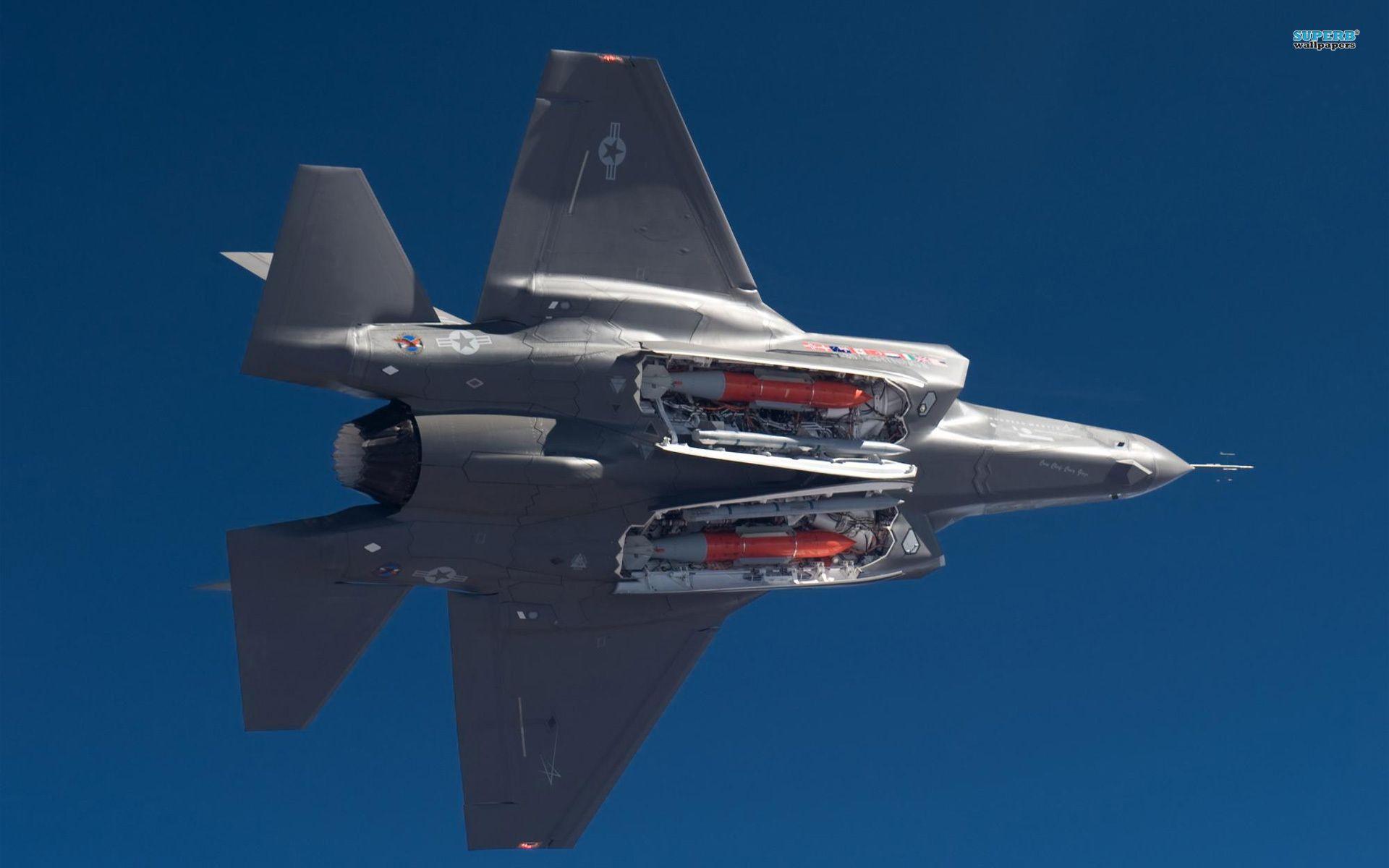 F-35 lightning | Lockheed Martin F-35 Lightning II wallpaper 1920x1200 & F-35 lightning | Lockheed Martin F-35 Lightning II wallpaper ...