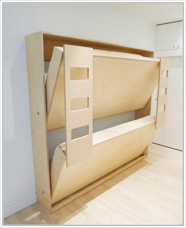 Space Saving Bunk Beds For Kids Home Design Ideas Home Decor