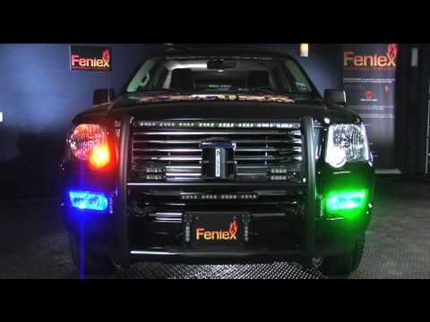 Led Strobe Lights For Trucks >> NEW Warning Lights, Surface Mounts LEDs, Police lights, emergency vehicle light, Feniex Fairy ...