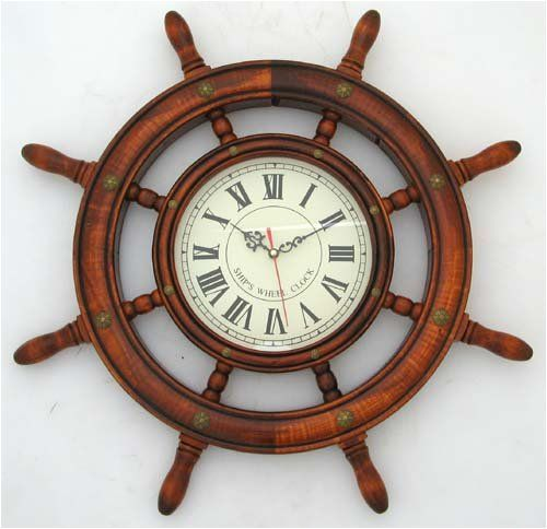 Wonderful I Got A More Rustic Bluish Grey Version Of This With A Smaller Clock For My  · Steering WheelsShip ... Nice Look