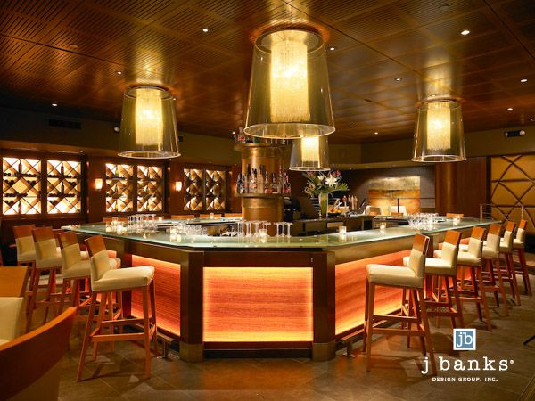Xo wine and champagne bar hilton head island south for Commercial wine bar design ideas