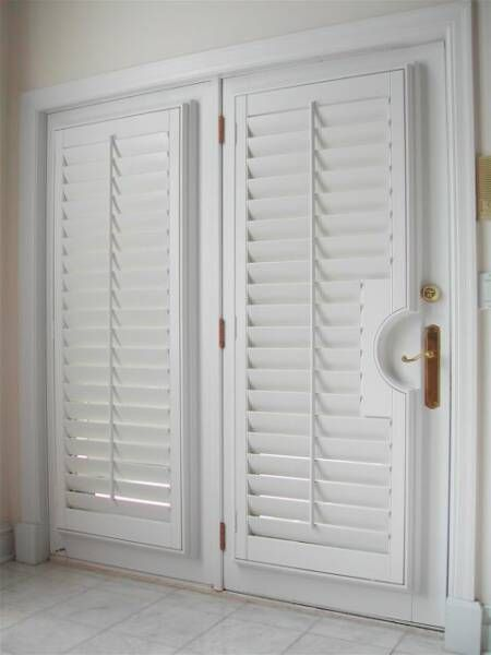 French Door Plantation Shutters Pinterest Nice French And Doors