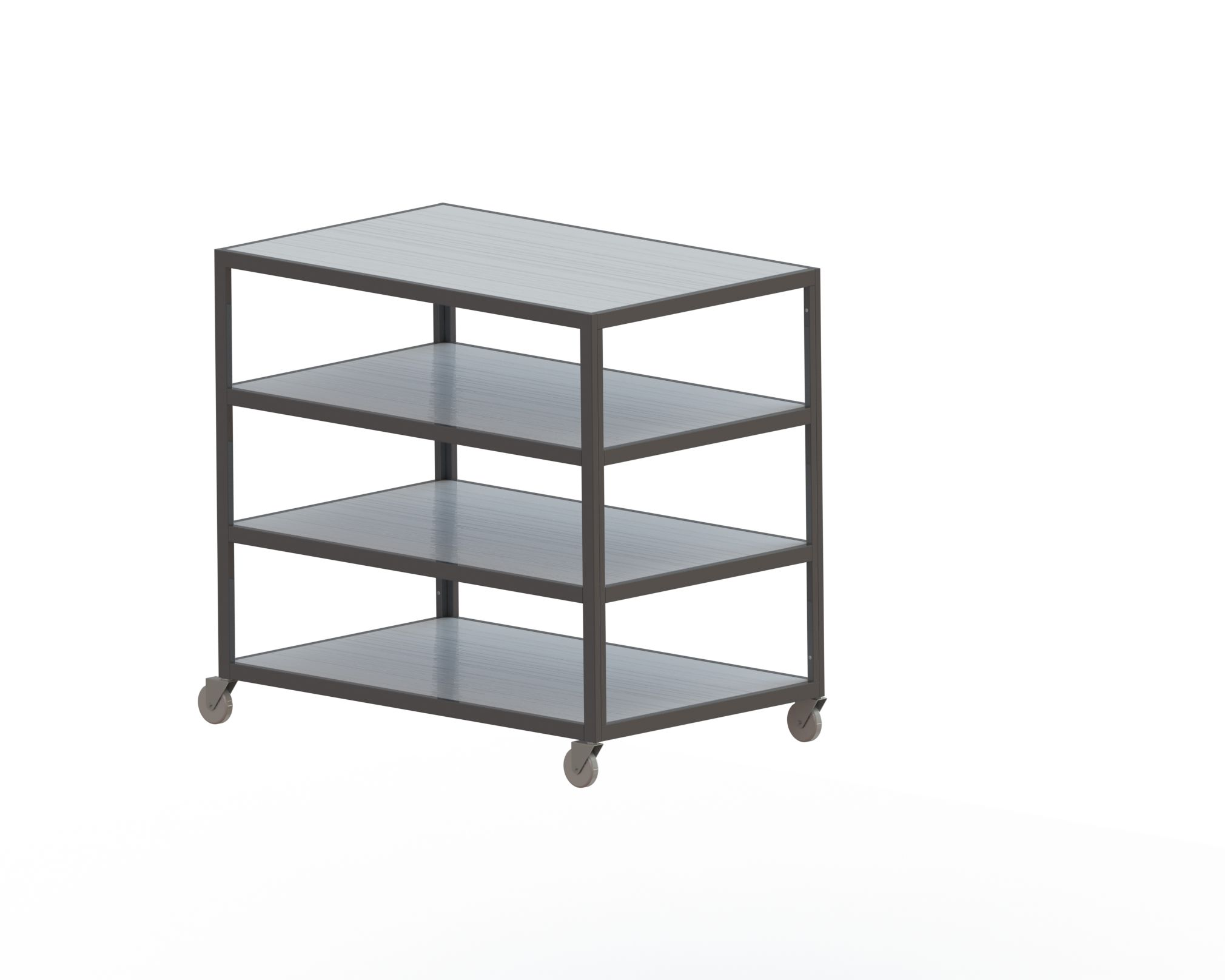 Display table, with MDF panel, with wheels, more items @ Linkup Store Equipment Co., Ltd.