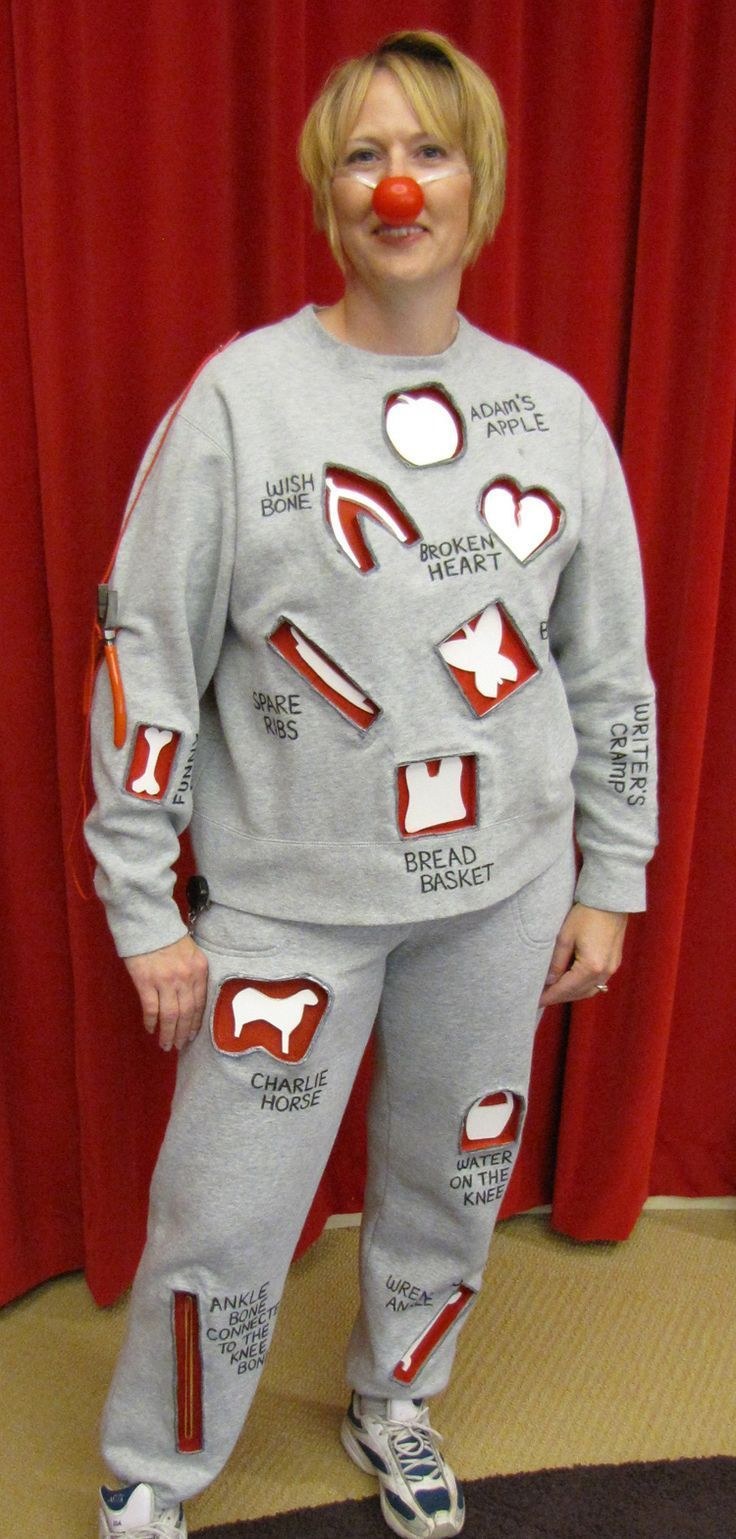 44 Homemade Halloween Costumes for Adults Homemade