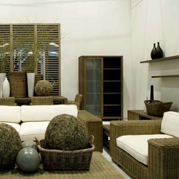 Rattan at Living Room | Home remodelling ideas | Pinterest | Varios