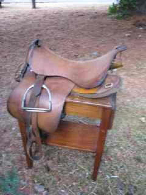British army cavalry saddle  | Everything Horse | British