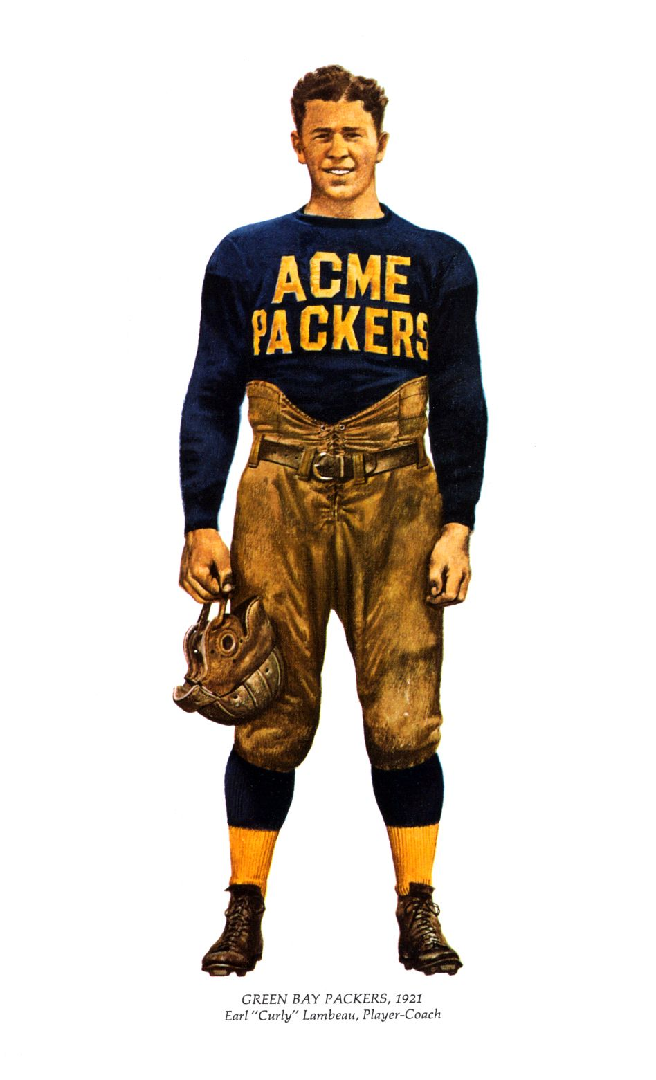 Here S Something You Probably Didn T Know The Green Bay Packer Football Team Green Bay Packers Green Bay Packers Fans Green Bay Packers Vintage