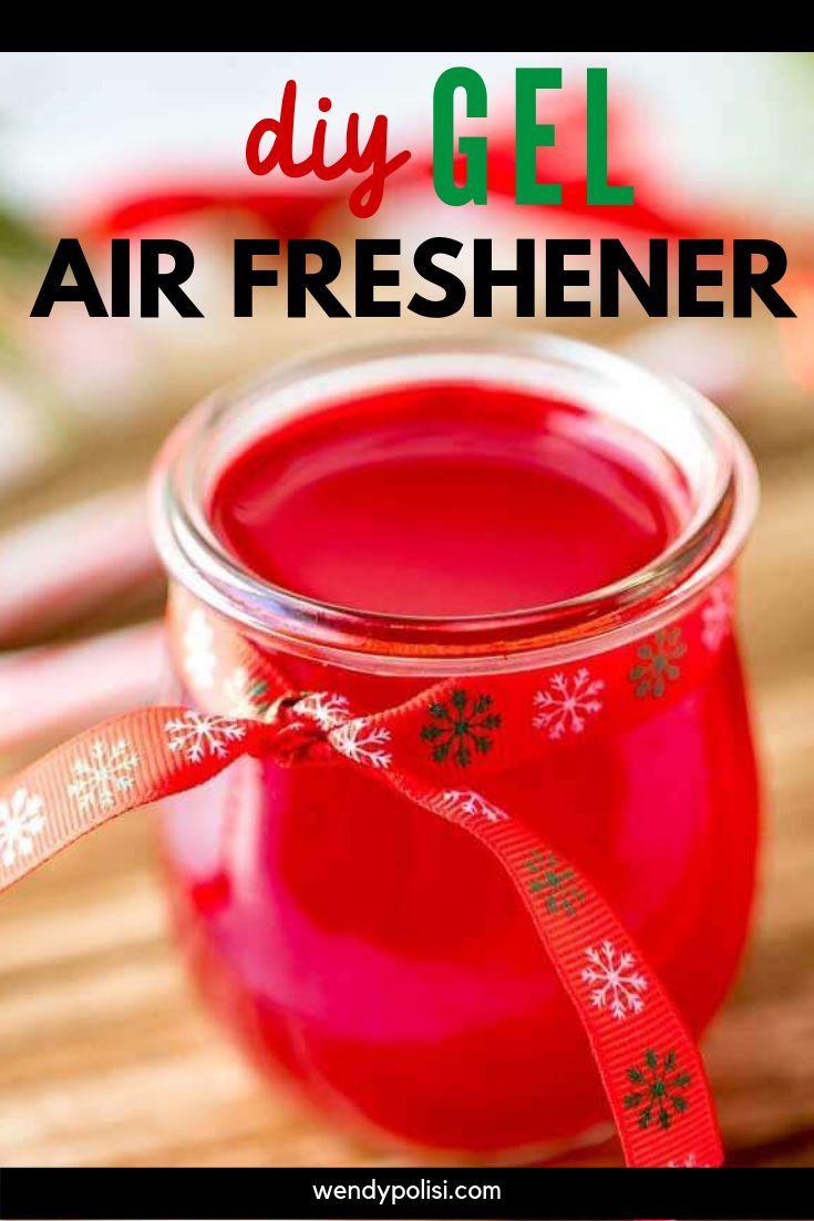Diy gel air freshener with images air freshener diy