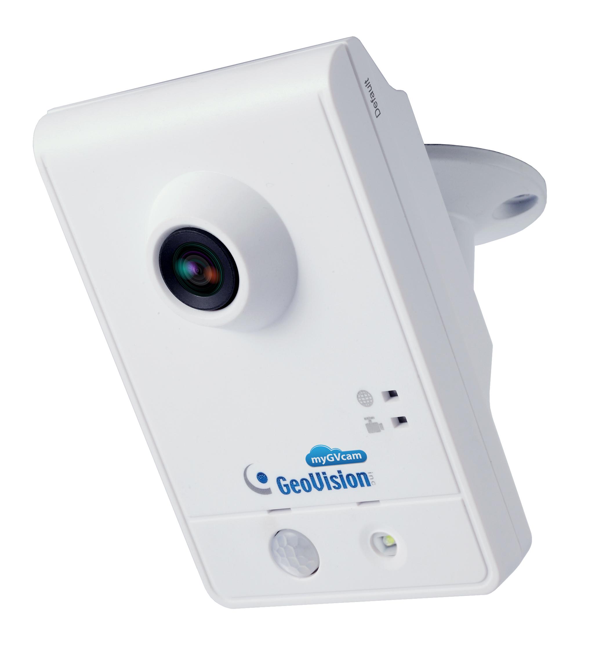 Wifi IP Camera GEOVISION GV-CAW120 - 1 3MP H 264 WDR