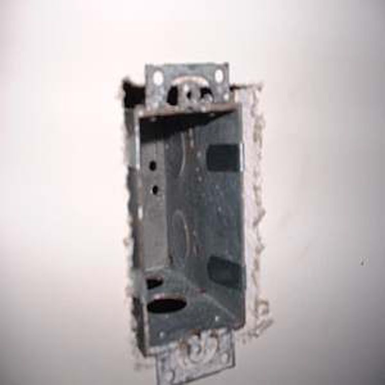Guide to Cutting Outlet Holes in Drywall to Install an ...