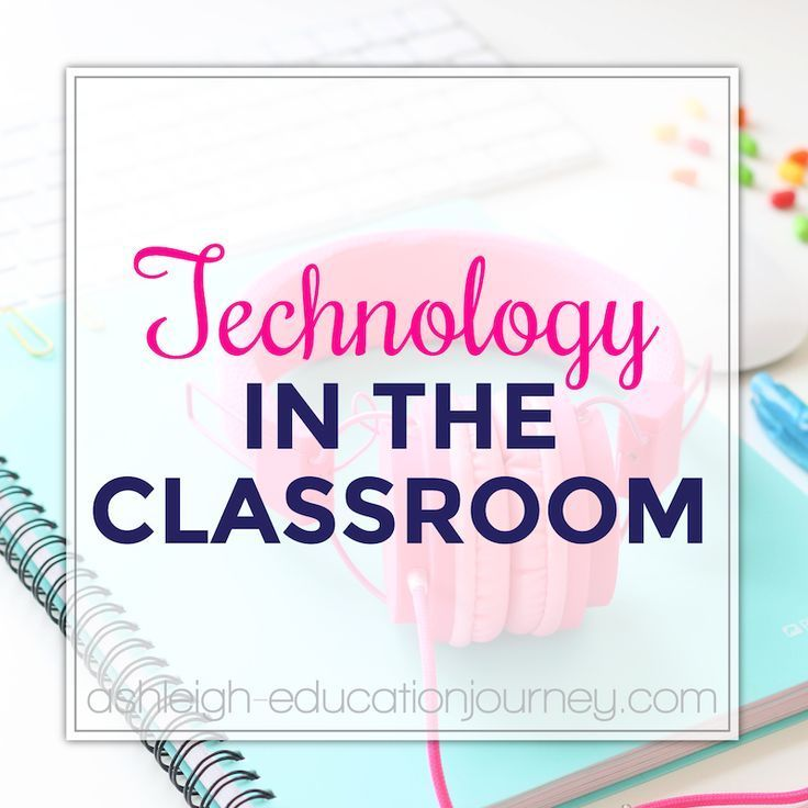 Get ideas for using technology in the classroom