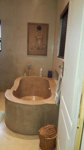 Build Your Own Cemcrete Bath Concrete Bathroom Bathroom House