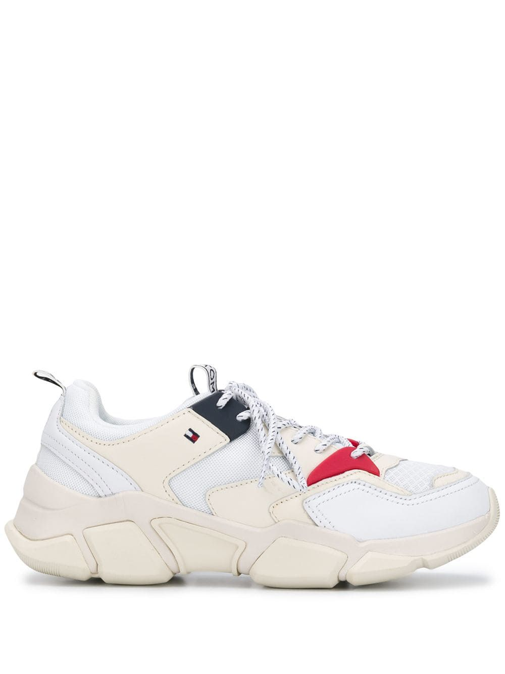 Tommy Hilfiger Chunky Sneakers In White