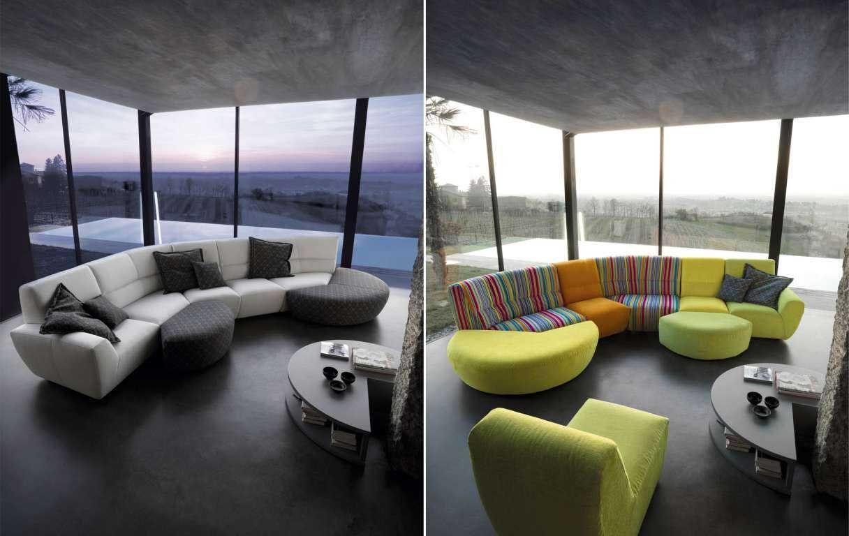 Impressionnant Canape Panoramique Modulable Canape New Design