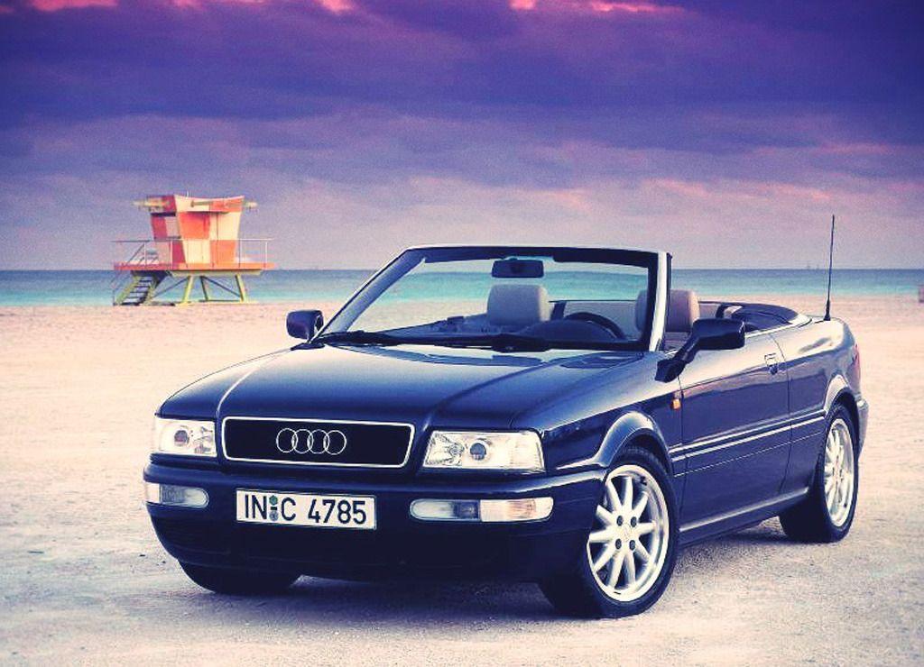 Audi Cabriolet 1998 -