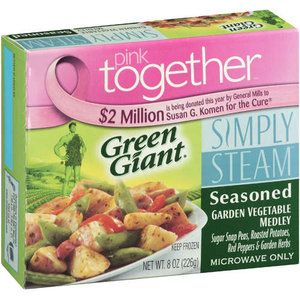 Green Giant: Vegetable Medley Simply Steam Seasoned Garden, 8 Oz