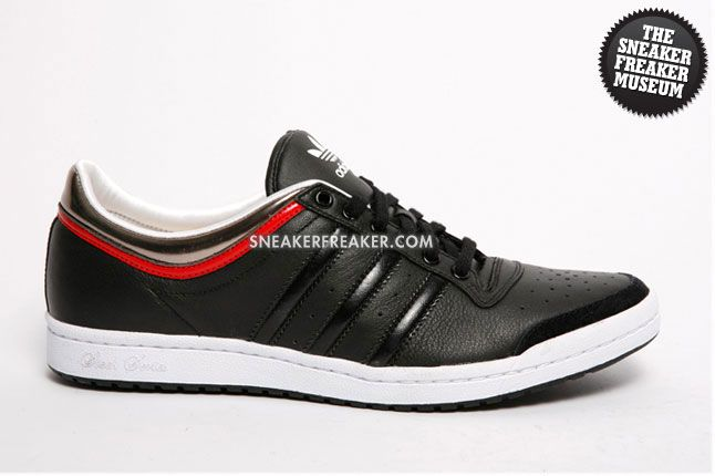 sports shoes 5cbdd 4acf0 ADIDAS Top Ten Low Sleek Series - Metallics