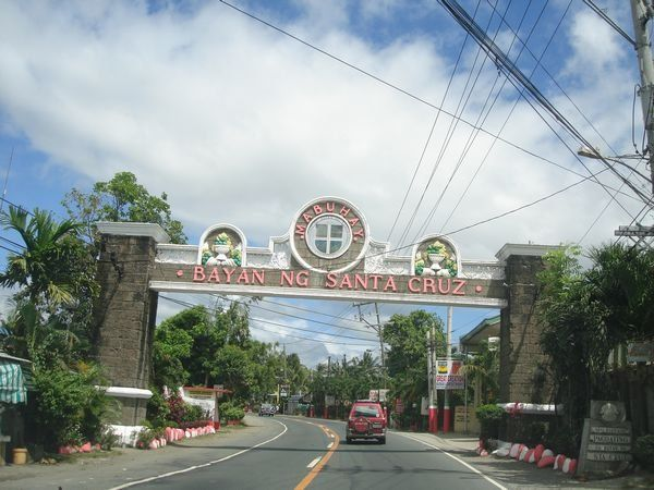 Santa cruz laguna philippines