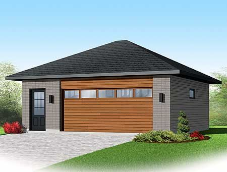 View source image Office buildings Pinterest – Free Standing Garage Plans