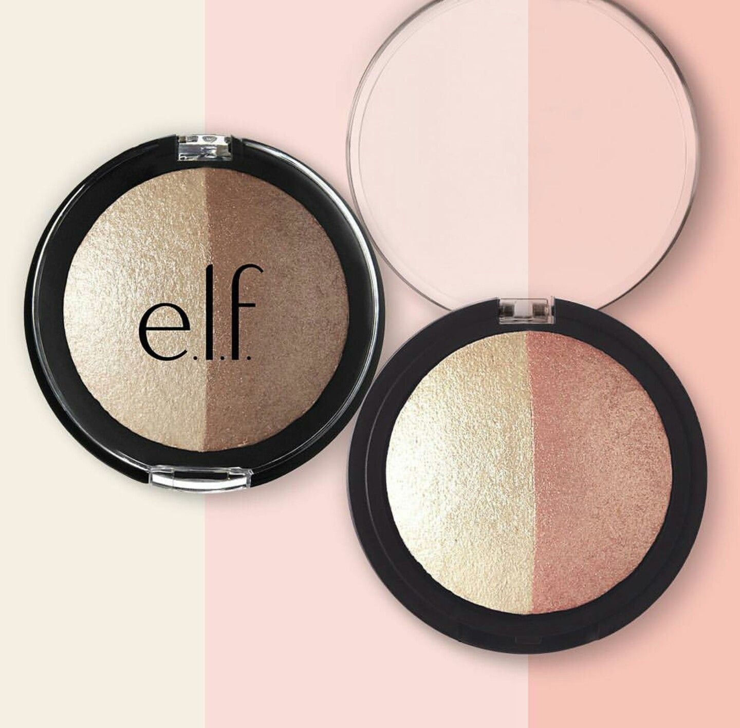 New elf baked blush highlighter and bronzer duosphoto face new elf baked blush highlighter and bronzer duosphoto ccuart Choice Image