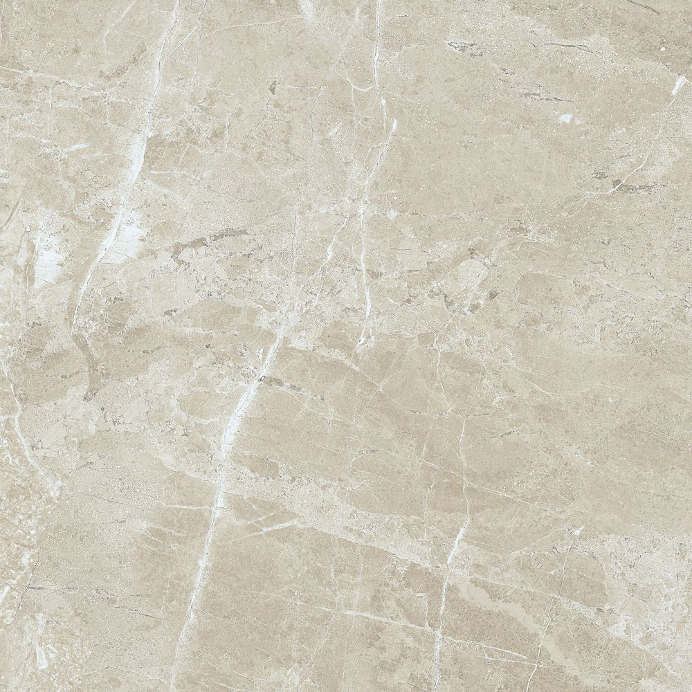13 Inch X13 Marble Ivory HD Porcelain Tile For