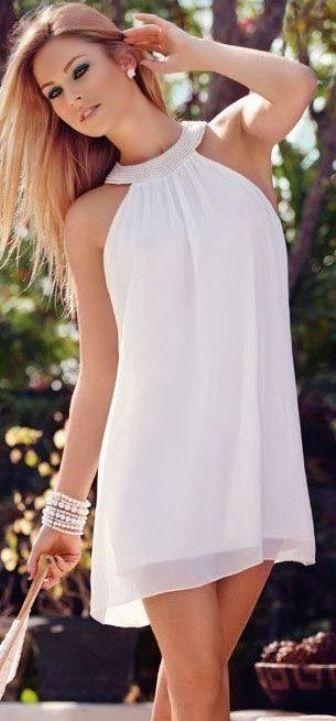 Imagenes de vestidos sencillos pero bonitos
