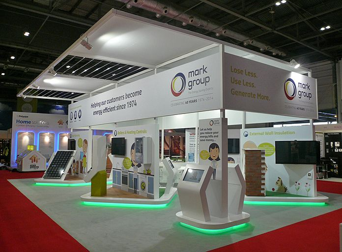 Exhibition Booth Open : Exhibition stand sides open google search