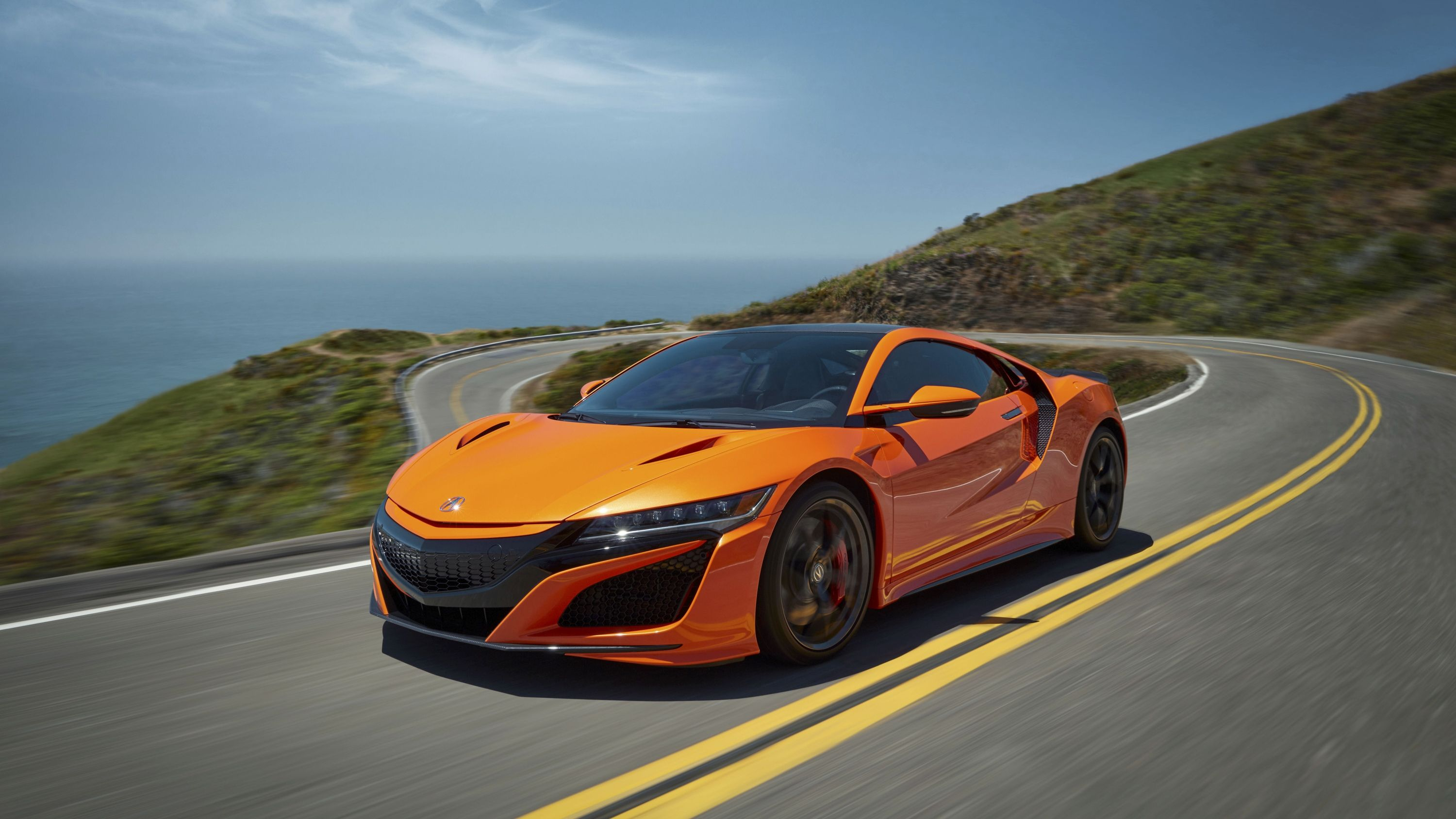 The Acura Nsx Just Got A Lot Better For 2019 Top Speed Honda Sports Car Acura Nsx Nsx