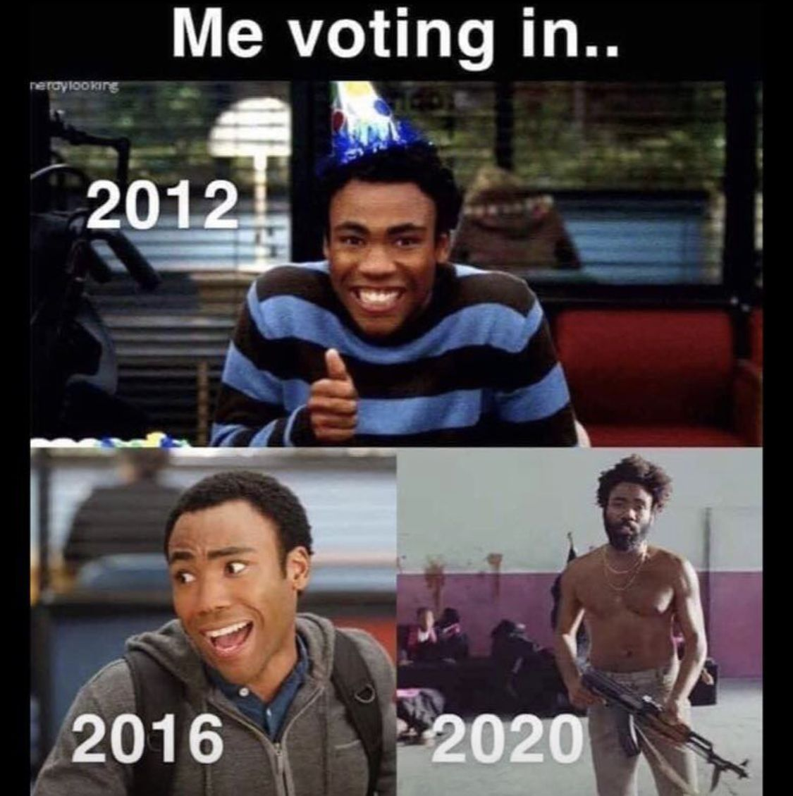 Pin By Tracy Walker On Politics Of 2020 Hindsight Memes Funny