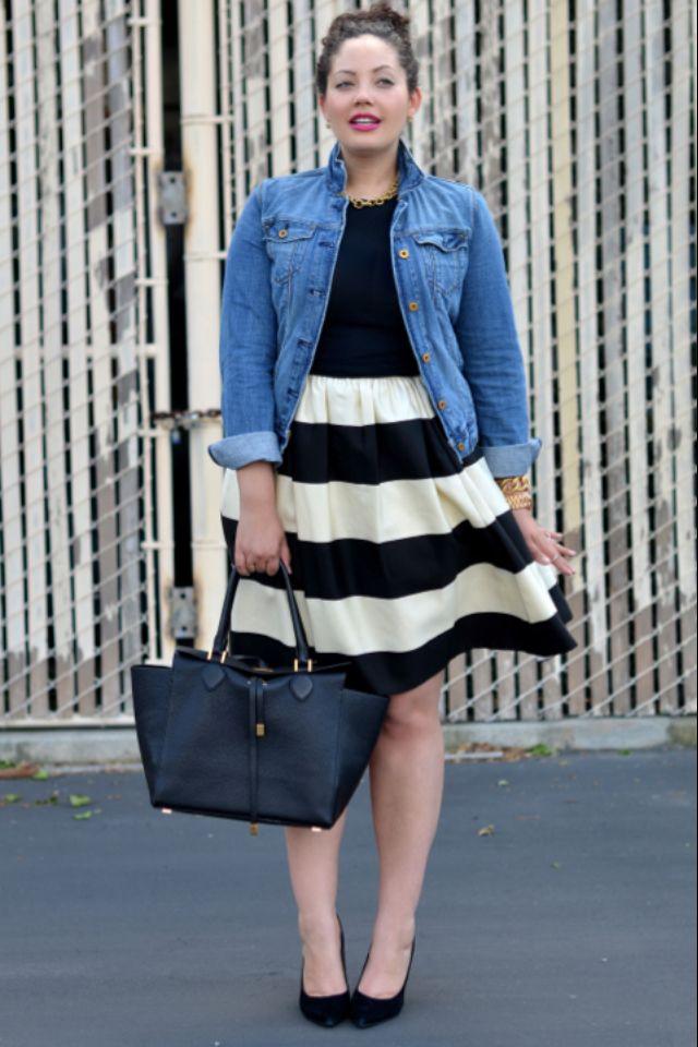 Vest style skater dress