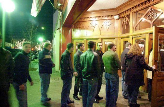 Temple Bar Irish Restaurant Stamford Ct They Never Served Irish