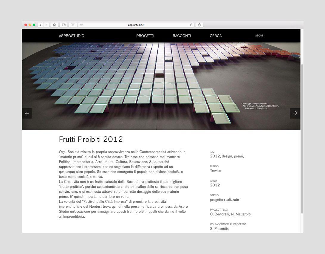 ASPROSTUDIO website #okcs #webdesign #web #graphicdesign #architecture
