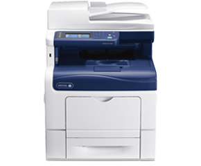 Xerox Workcentre 6605 Colour Multifunction Laser Printer Con