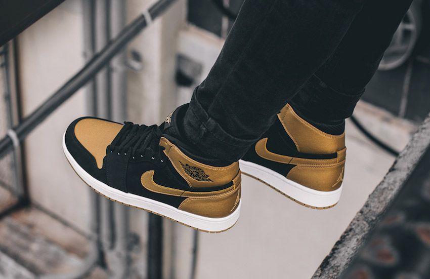 "online retailer 16980 106cf Jordan 1 Retro High ""Melo"" on Feet"