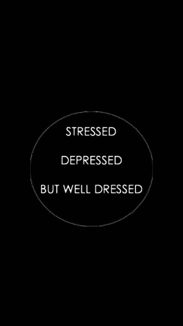 Dark Quotes Gothic Eliot Waugh Aesthetic Wallpapers Depression Life