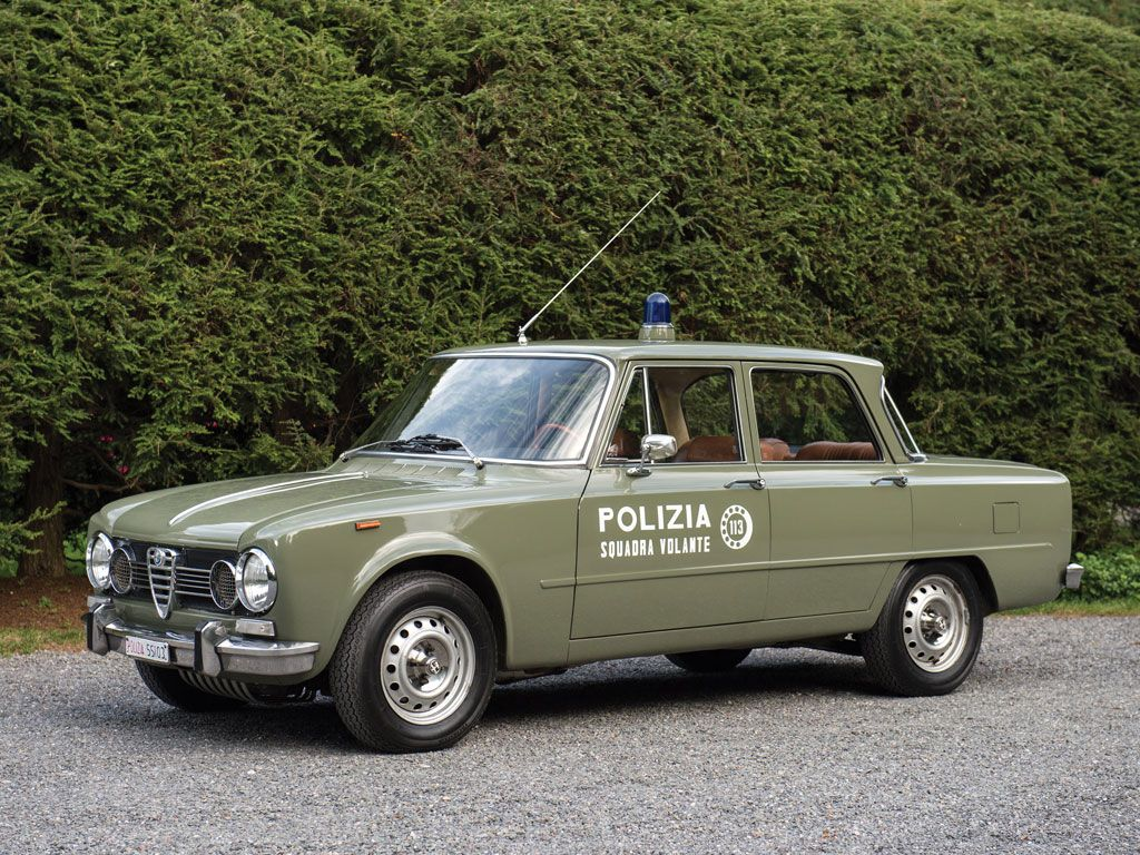 1966 alfa romeo giulia super 39 polizia 39 arizona 2016 rm sotheby 39 s cars to covet pinterest. Black Bedroom Furniture Sets. Home Design Ideas