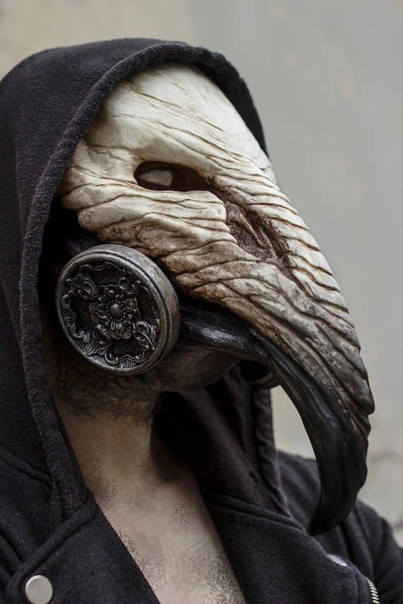 72d8b1754e8bf The Pestilence Doctor - Crow Mask in 2019 | Just Cause | Crow mask ...