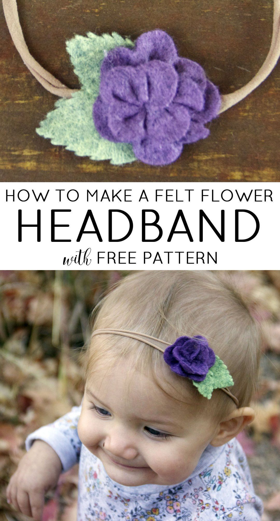 How To Make A Simple Rose Felt Flower Headband #diybabyheadbands How To Make A Simple Rose Felt Flower Headband » Jessie K Design #feltflowerheadbands How To Make A Simple Rose Felt Flower Headband #diybabyheadbands How To Make A Simple Rose Felt Flower Headband » Jessie K Design #feltflowerheadbands